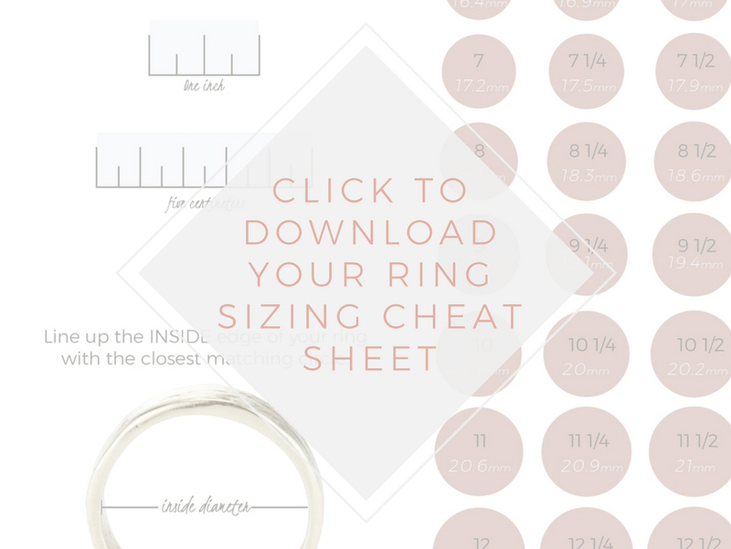 Click to download your free ring sizer.