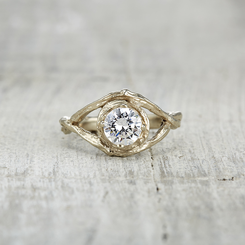 Chelsea Solitaire Ring